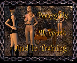 ponygirl porn