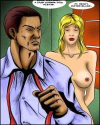 Pain comics: BDSM art in full colors