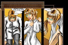 Free samples of cruel porn comics and BDSM drawings