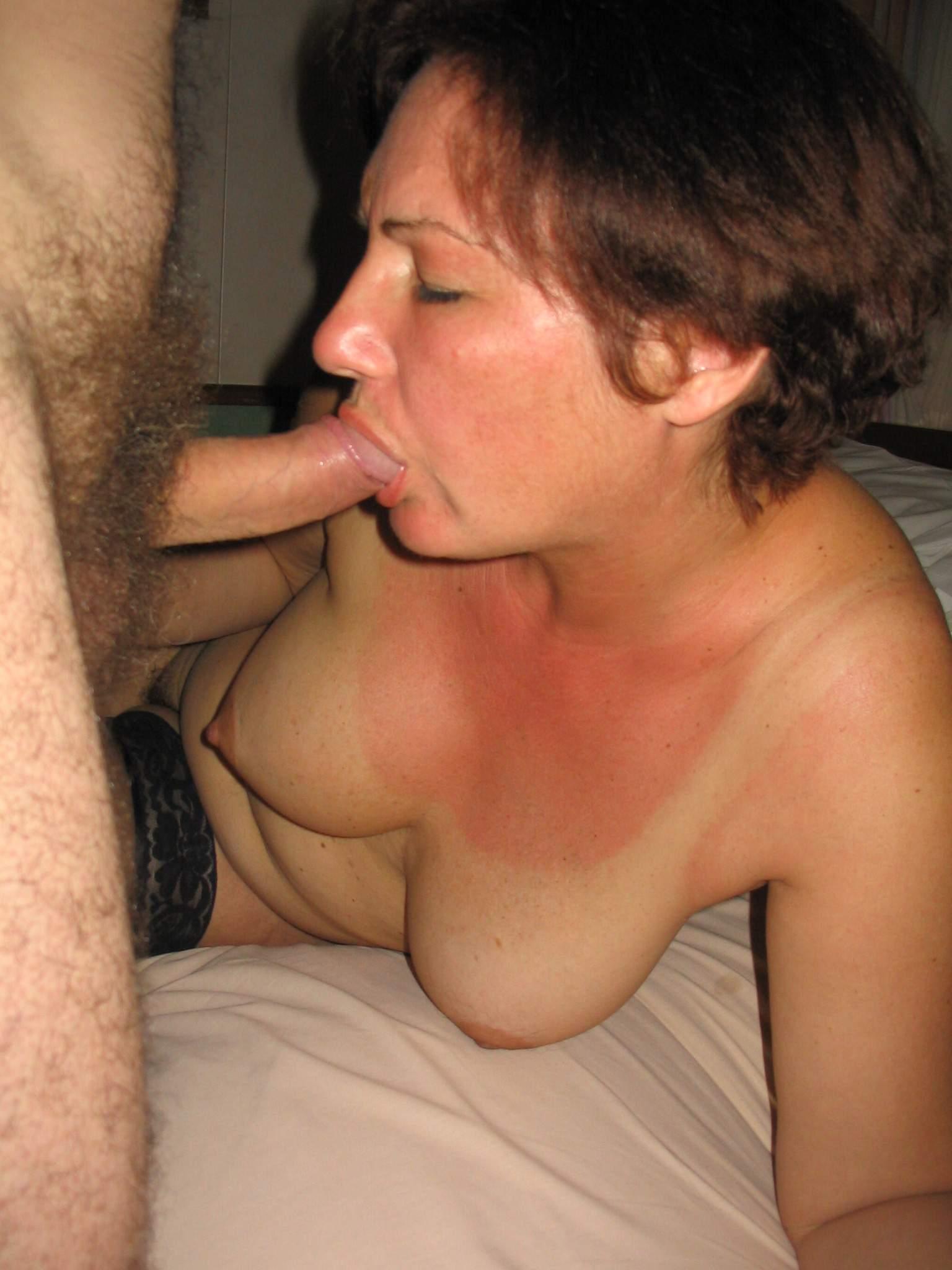 Aunty back nude