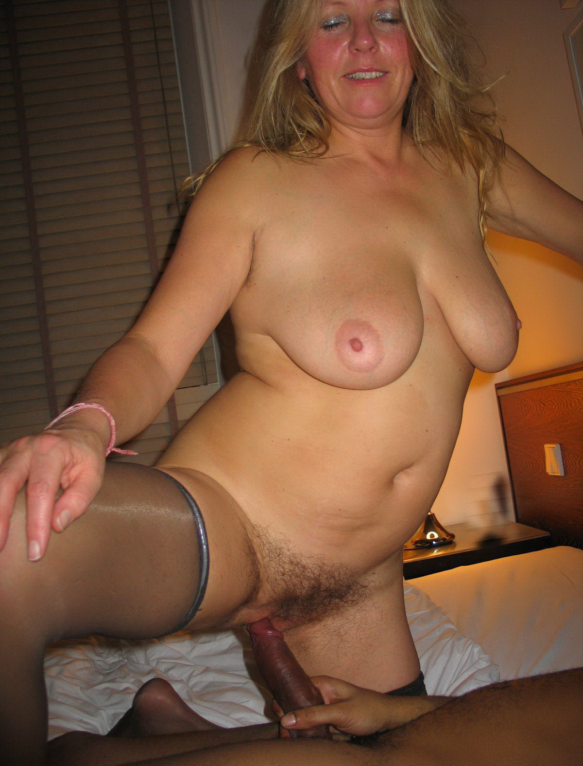 White wife interracial double penetration