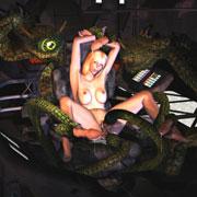 Tentacle Monsters Sex