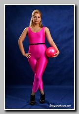 models in leggings