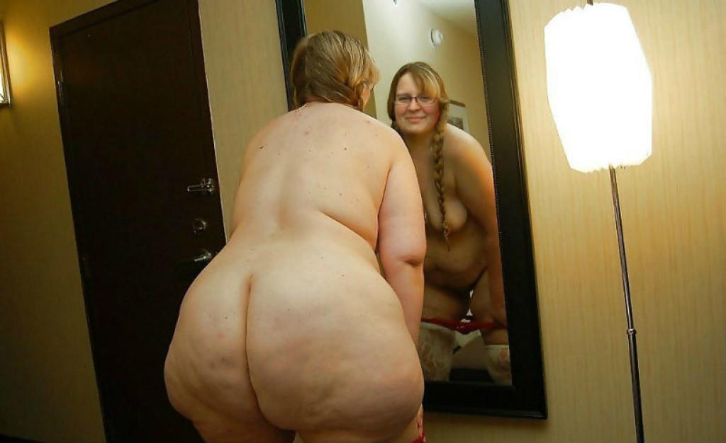 Pyjama ass nude