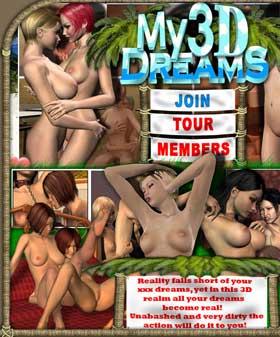 My 3D Dreams