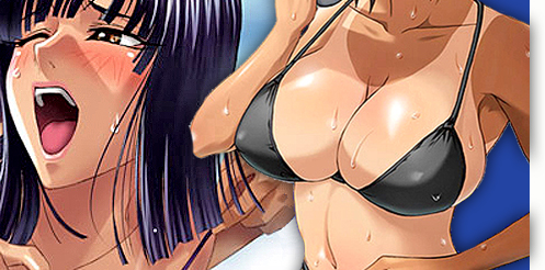 Huge-boobed hentai toys