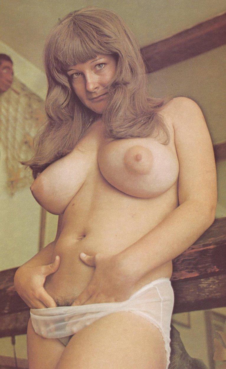Ретро порно натуральная грудь