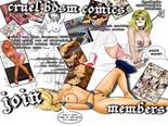cartoons bdsm