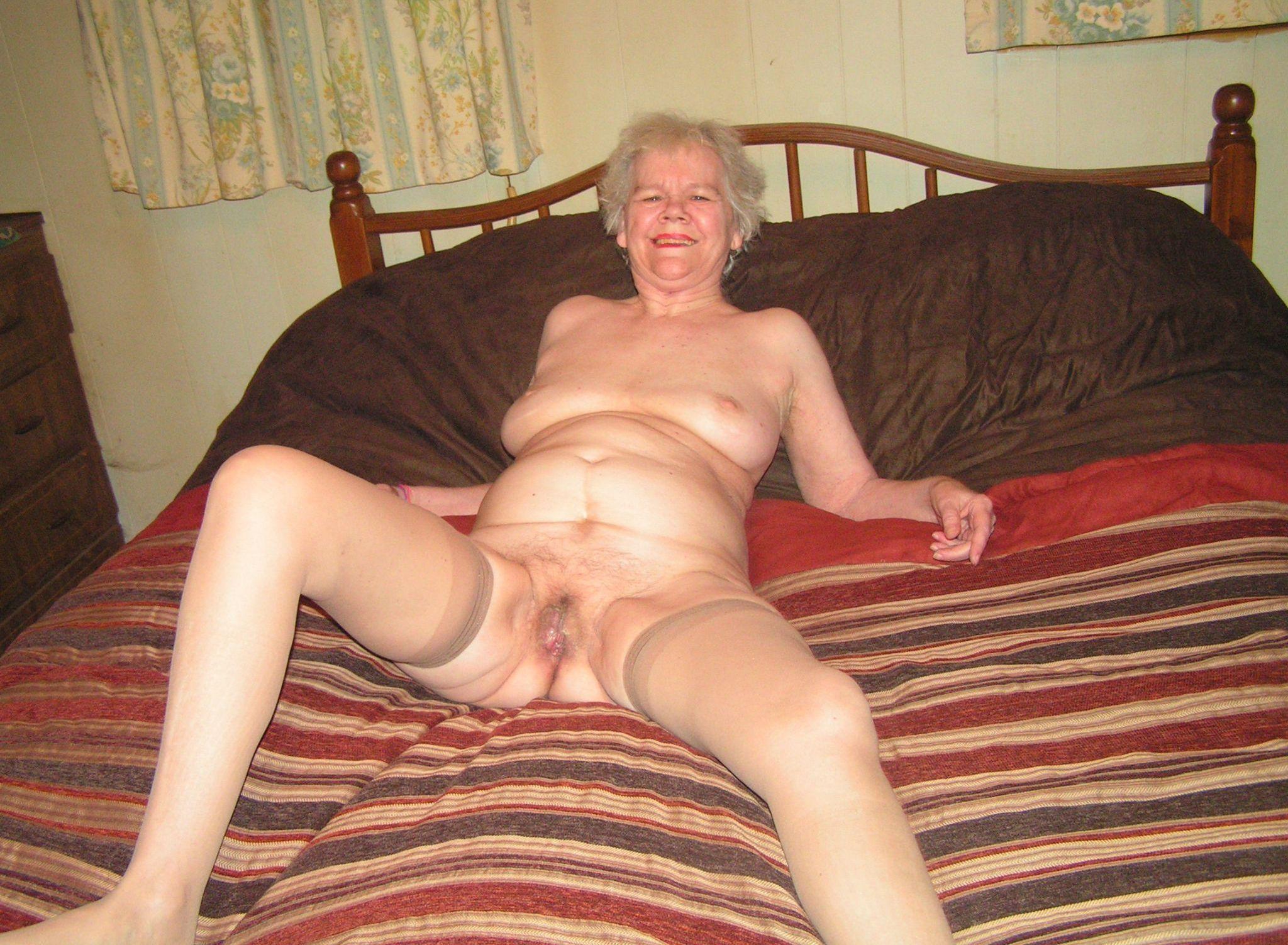 Sexy Oma Porno