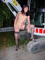 outdoor gf sex