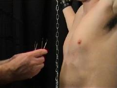 extreme gay bondage stories