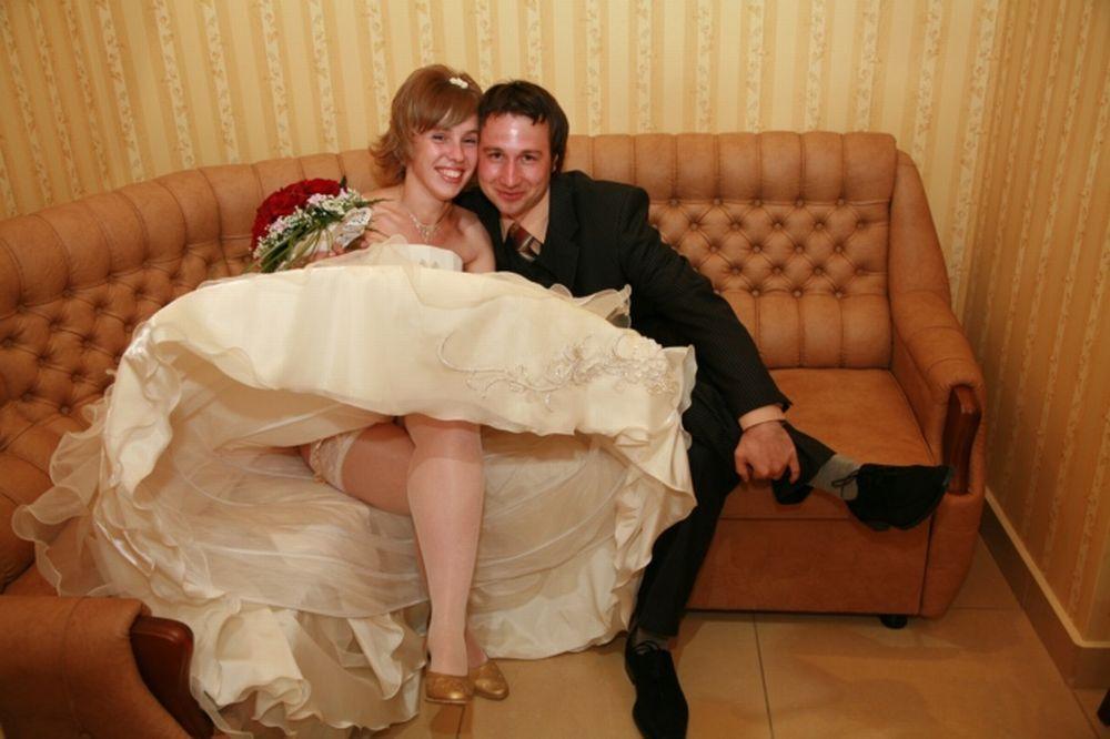 Секс с невестами фото видео что