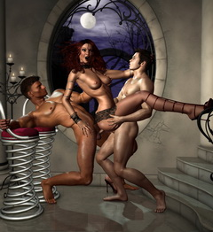 3D Whores