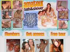 Amateur Bath and Shower