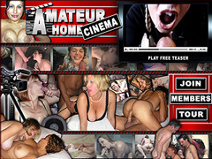 Amateur Home Cinema