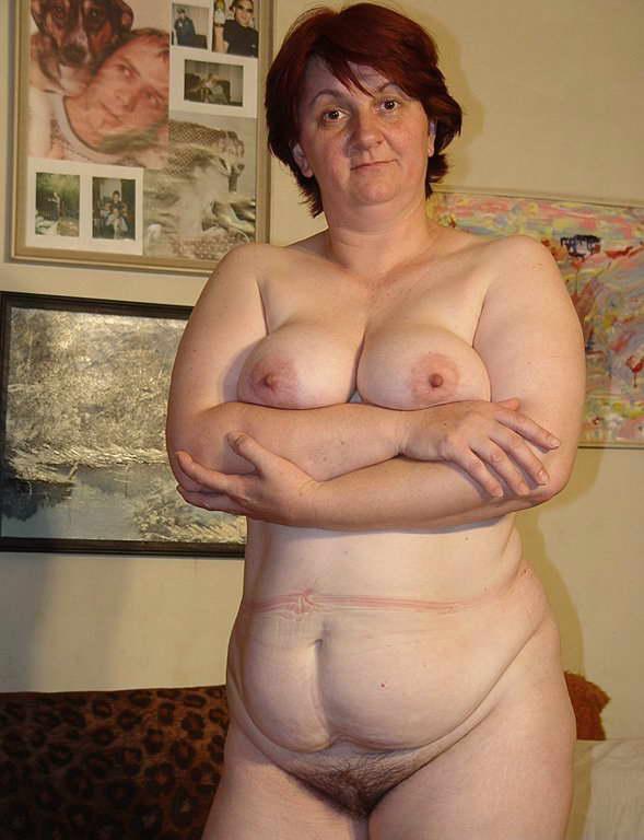 Granny pics naked
