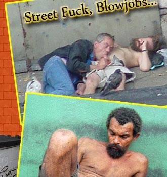 street fuck blowjobs