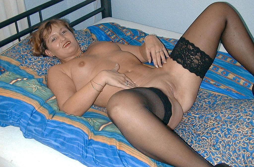 Голая 45 летняя русская женщина