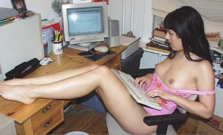 ребенок почувствует женщины по скайпу голые письки худые