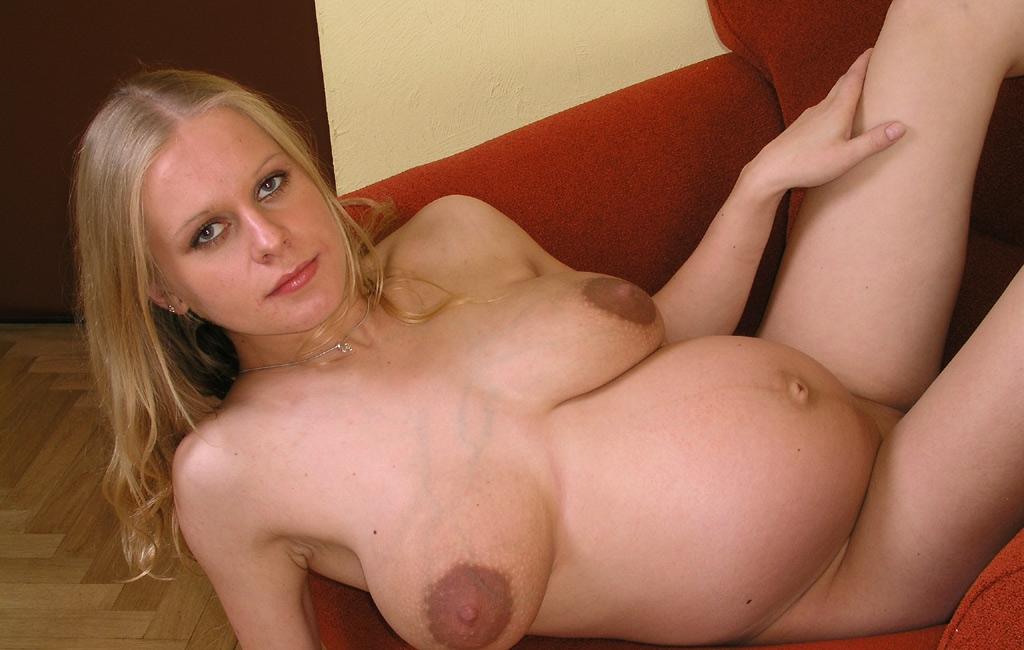 Беременной шалости