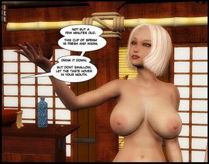 3d naughty comics