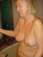mature nude anal