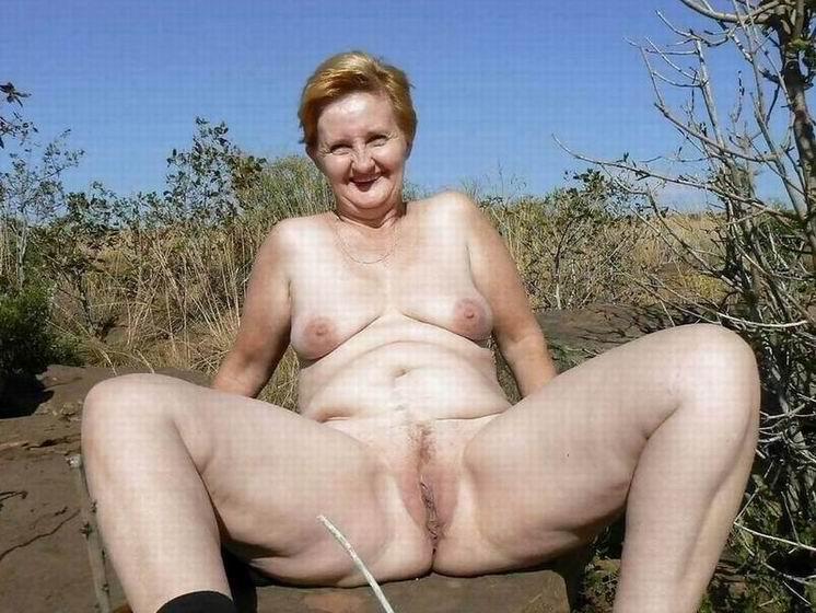 фото русских голых старушек