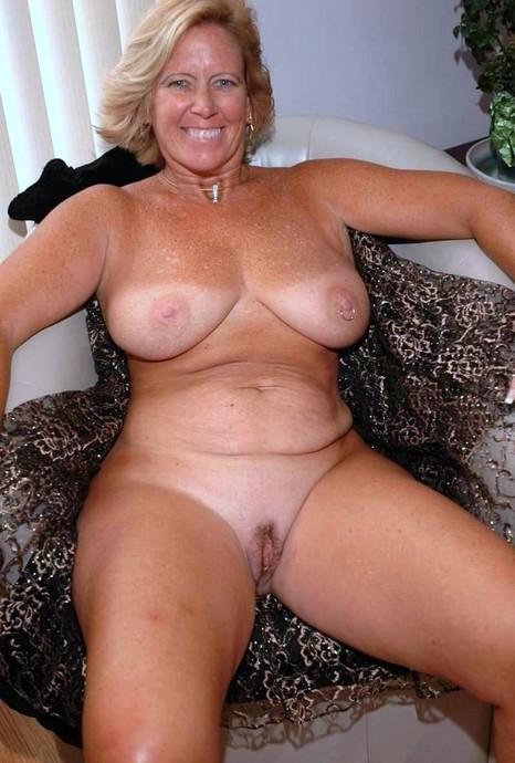 фото пожилых голых жен