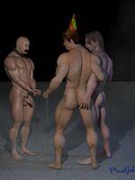 3d gay boys