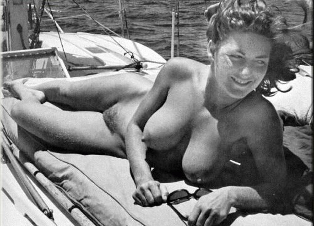 vintage nude beach