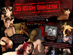 3D BDSM Dungeon