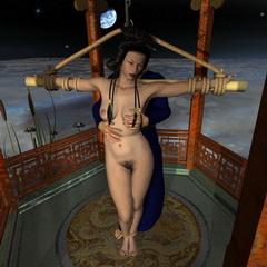 3D BDSM Porn