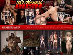3D Hentai BDSM