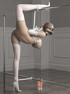 3D BDSM Tortures