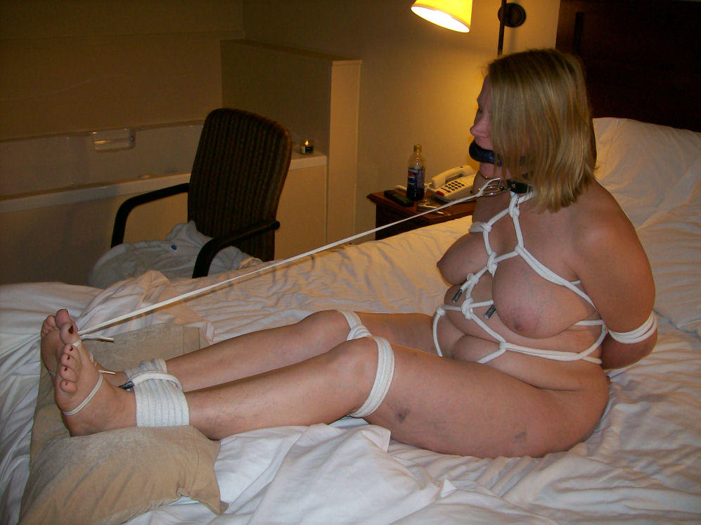 Bondage people nude
