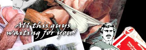 gay drawings