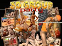 3d group sex