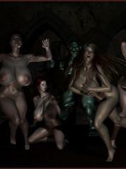 group porn 3d
