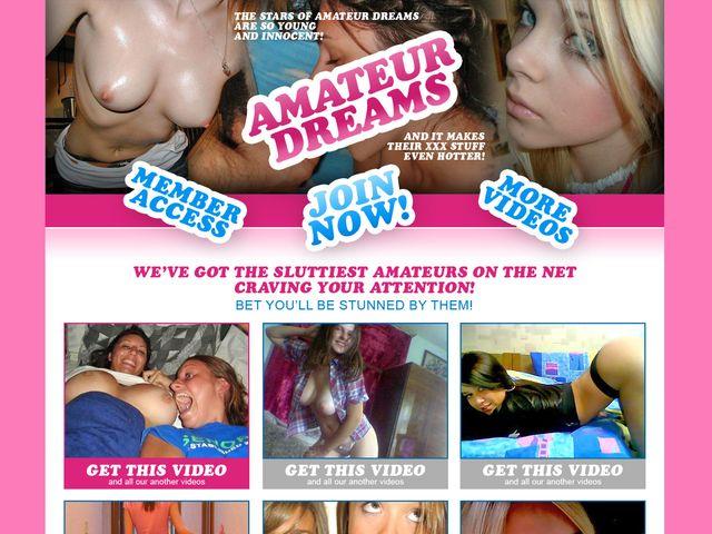 Amatuers Dreams