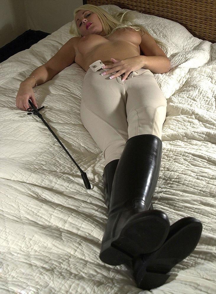 riding boots mistress jodhpur fetish