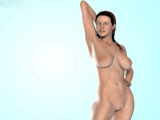 digital boobs