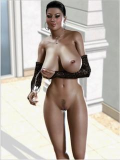 3d boobs