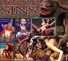 Monster Sex Sins