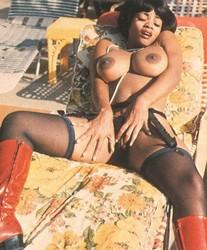 vintage black pornstars