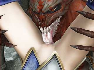 Kingdom of Evil Sample 3
