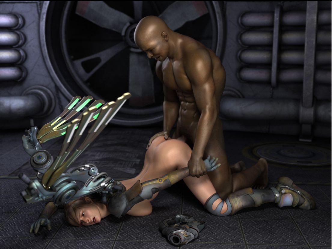 space-monster-sex-white-girl-black