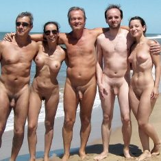nude nudists at  beaches