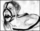 Brutal adult artworks