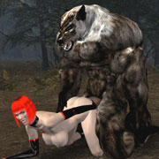 Werewolf Sex