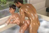 Forbidden 3D porn